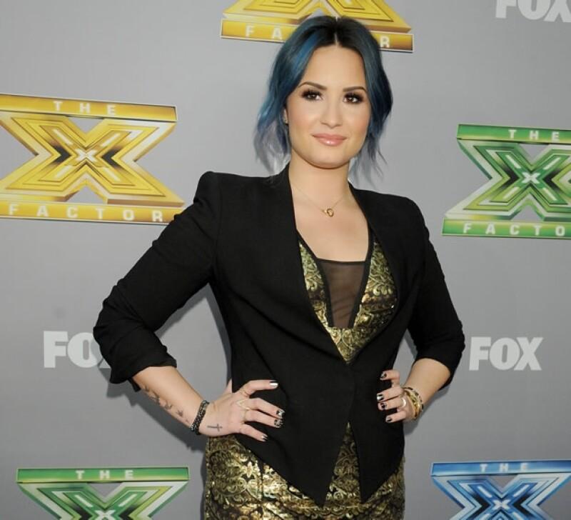 """A muchos sorprendió la noticia de que la cantante ya no sería jurado en """"The X Factor"""", sin embargo por ahora ella asegura que lo que necesita es descansar."""