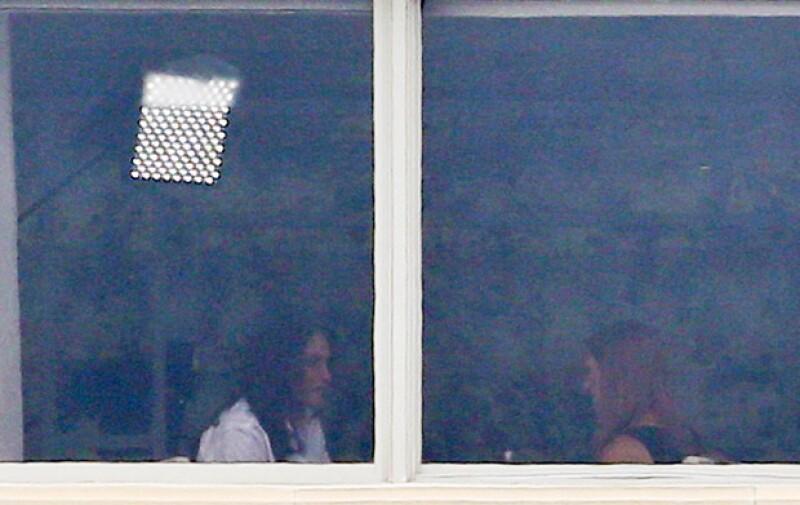 El padre de Kylie y Kendall fue captado grabando una entrevista que probablemente aparecerá en su nuevo programa, por el cual se especula que recibió cinco millones de dólares.