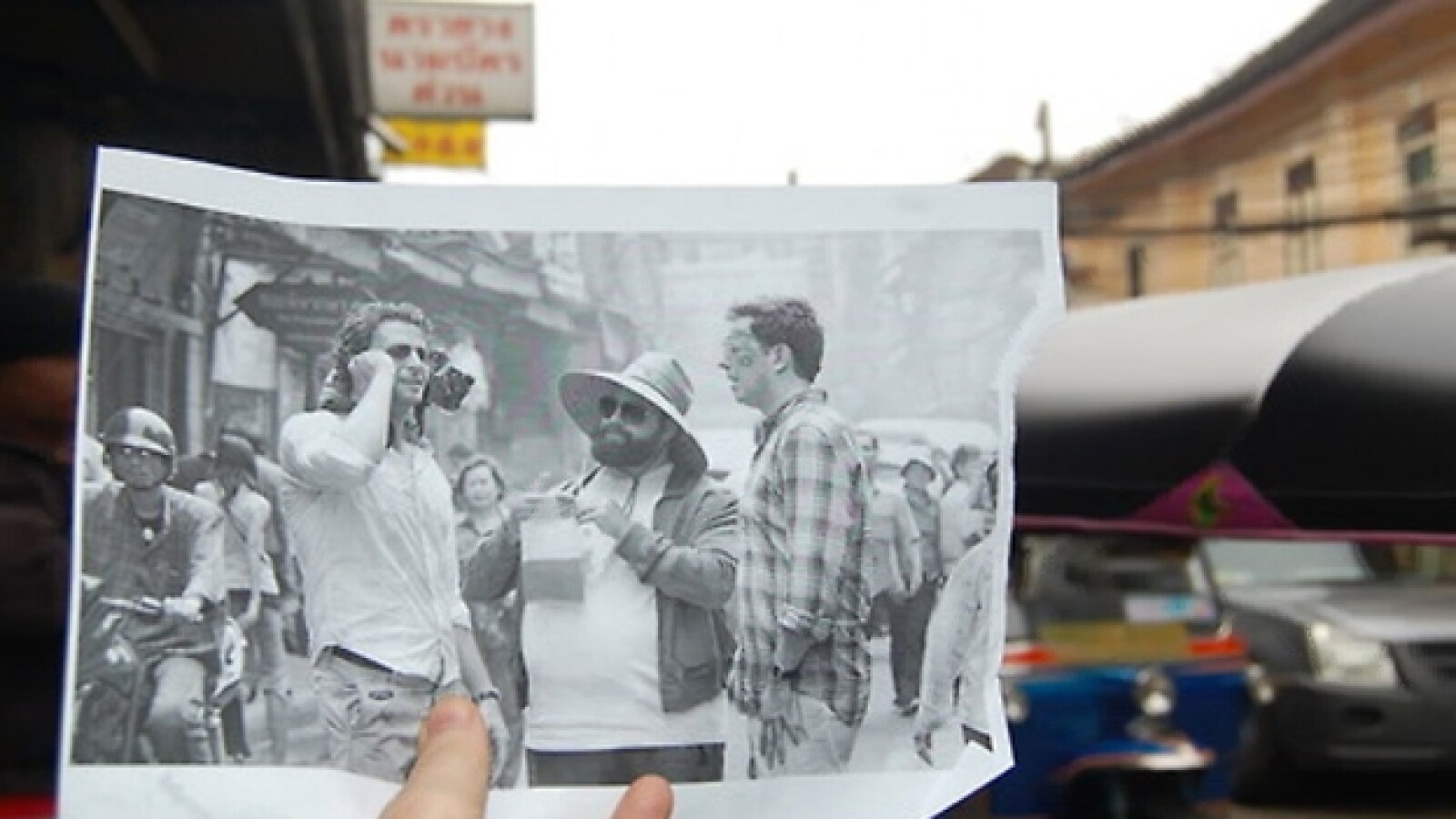 ¿Qué paso ayer? 2: Chinatown en Bangkok.