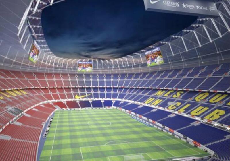 Proyecto Estadio Nou Camp