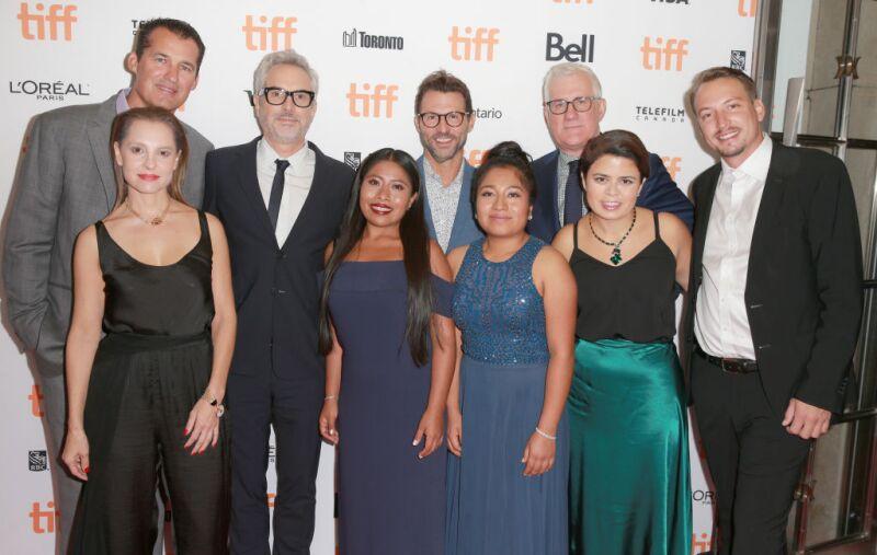 """ROMA"" Red Carpet Premiere - TIFF 2018 - Toronto, ON"