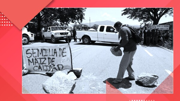 Protestas en Guerrero
