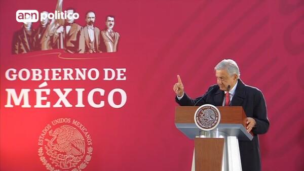 El gobierno de AMLO niega un repunte en la cifra de delitos en México