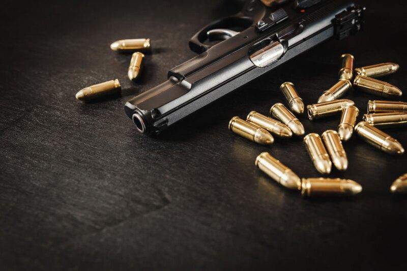 arma pistola violencia