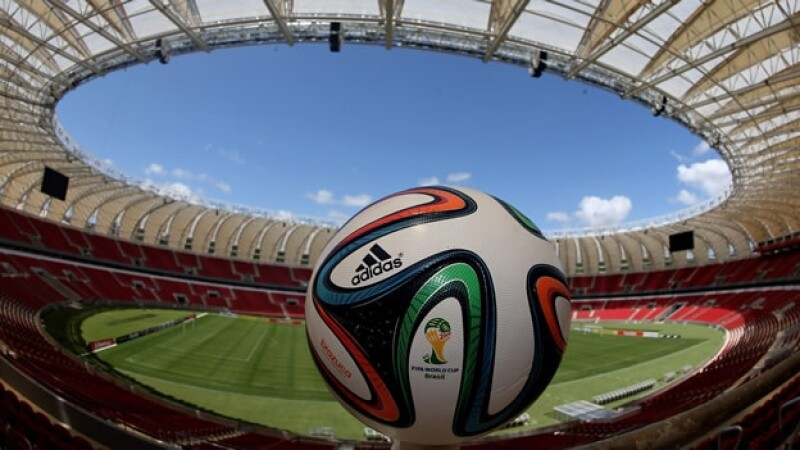 mundial brasil balon