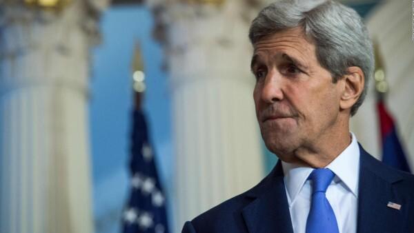 Fin del conflicto Israel-Palestina está en peligro: Kerry