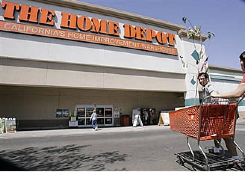 En 2009 The Home Depot México abrirá sucursales en Santa Catarina, Distrito Federal y La Paz en México. (Foto: AP)