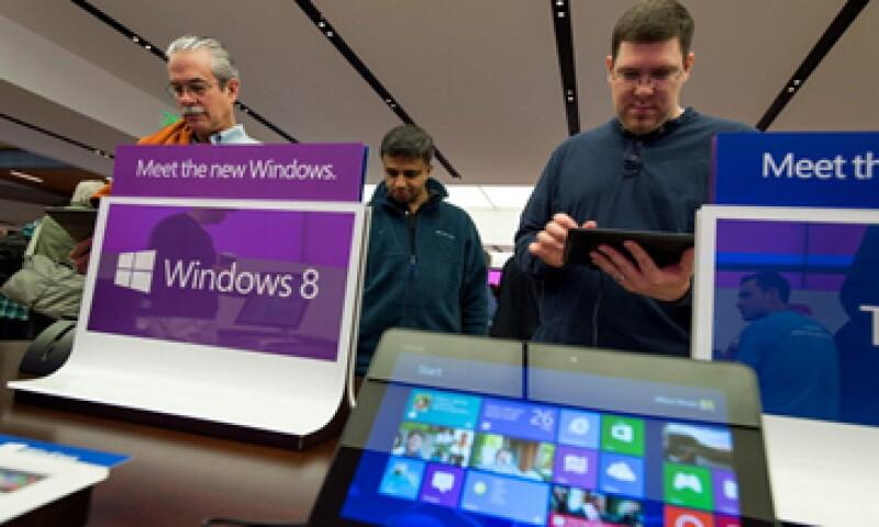 Uno de los mayores problemas que enfrenta Windows 8 es su inconsistente configuración de pantalla. (Foto: Archivo)
