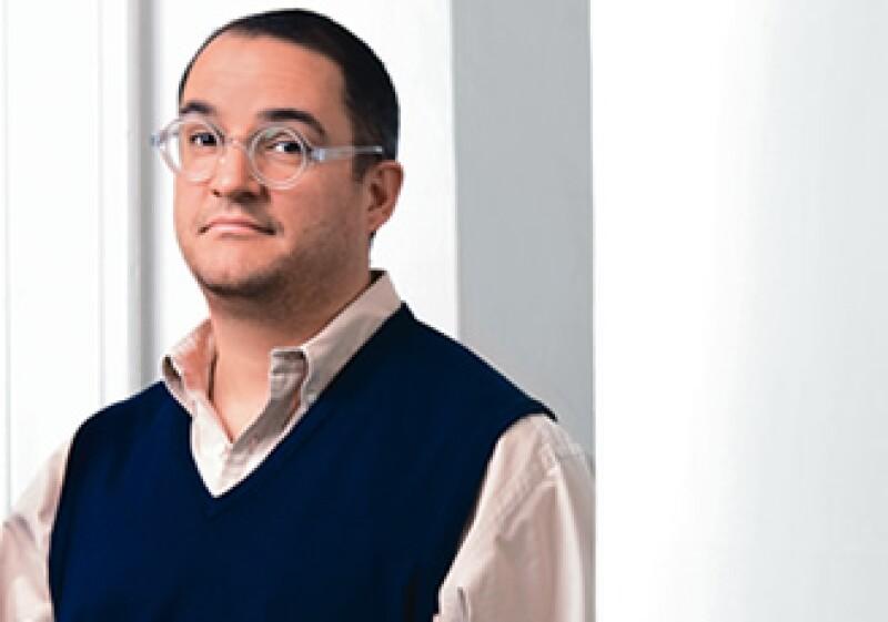 Lucio Muniain ganó en 2008, junto con el despacho Productora, el concurso para la nueva sede de la Corporación Andina de Fomento, en Venezuela. (Foto: Gunther Sahagún)