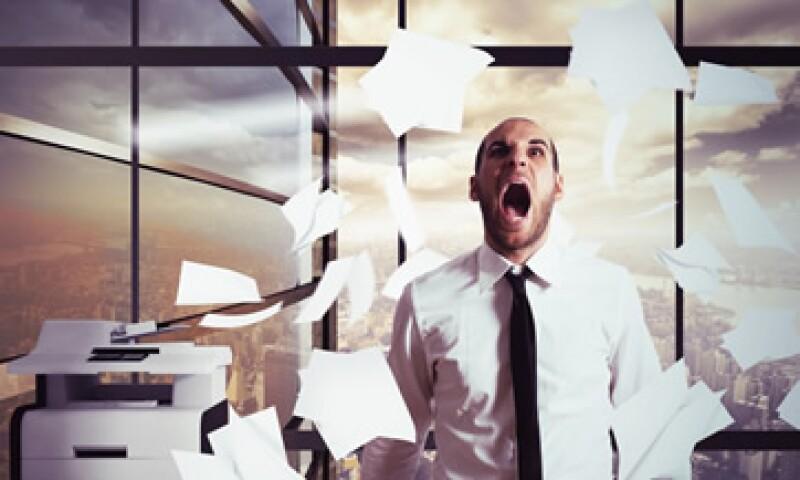 El ruido en las oficinas afecta al 70% de los trabajadores en el Distrito Federal. (Foto: Shutterstock )