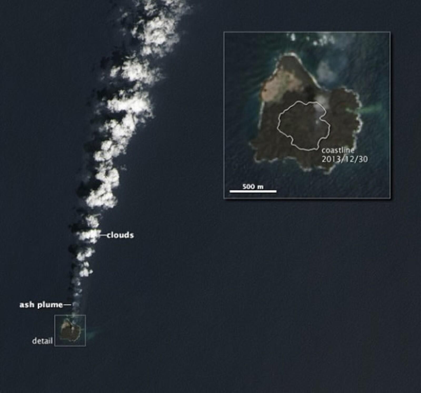 islas Niijima fusion Japón 4