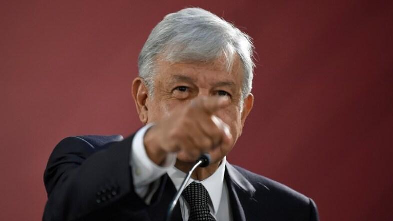 López Obrador destaca avances en su gabinete de seguridad