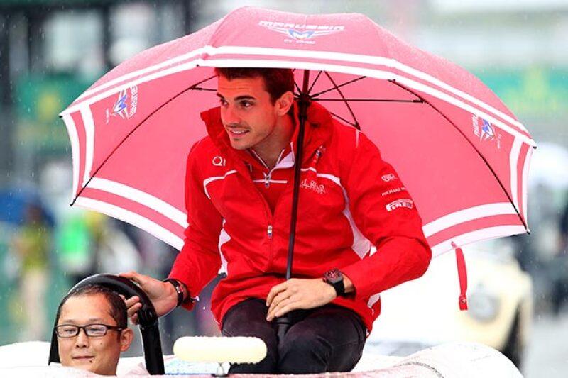 El Grand Prix de Japón fue donde el piloto sufrió el accidente que lo dejó en coma.