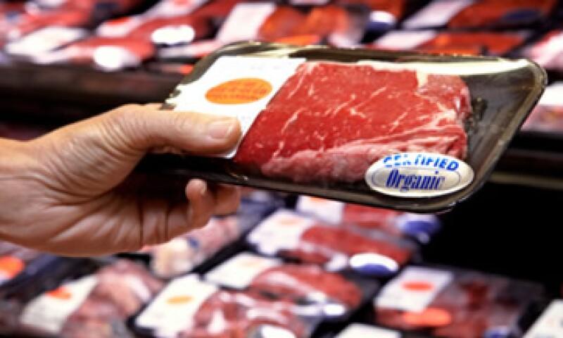 La OMC aceptó el reclamo de que las etiquetas en las exportaciones de carne daban a EU una ventaja injusta frente a sus competidores de México y Canadá. (Foto: Thinkstock)