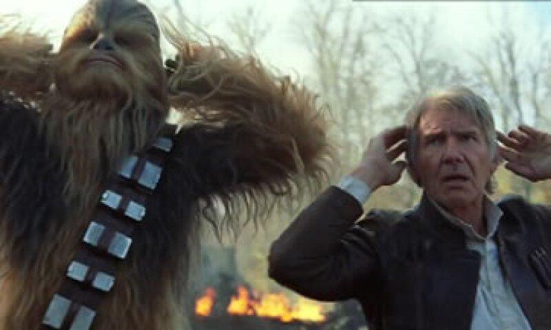 El estreno de la película será el próximo 18 de diciembre. (Foto: Youtube/Star Wars )