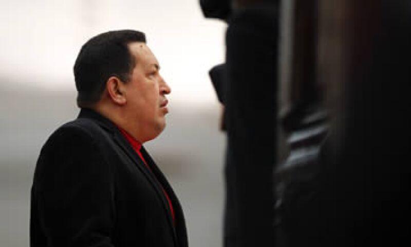 Hugo Chávez dijo que no reconoce al Gobierno de Federico Franco. (Foto: Reuters)