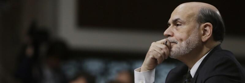 Ben Bernanke señaló el miércoles que podriá empezar a frenar el programa de estímulos. (Foto: Reuters)