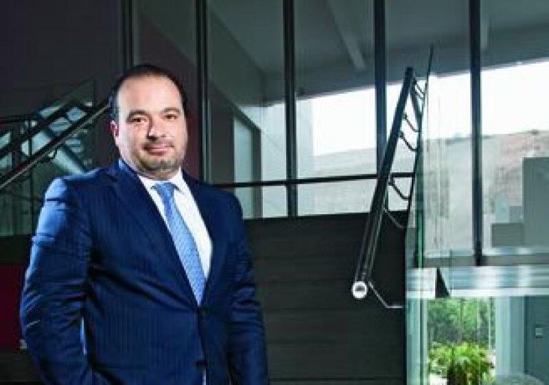 El mexicano Francisco Zinser Cielslik señala que si hacer un hotel en México cuesta más caro que en República Dominicana o Costa Rica, la elección será sencilla para el inversor. (Foto: Carlos Aranda)