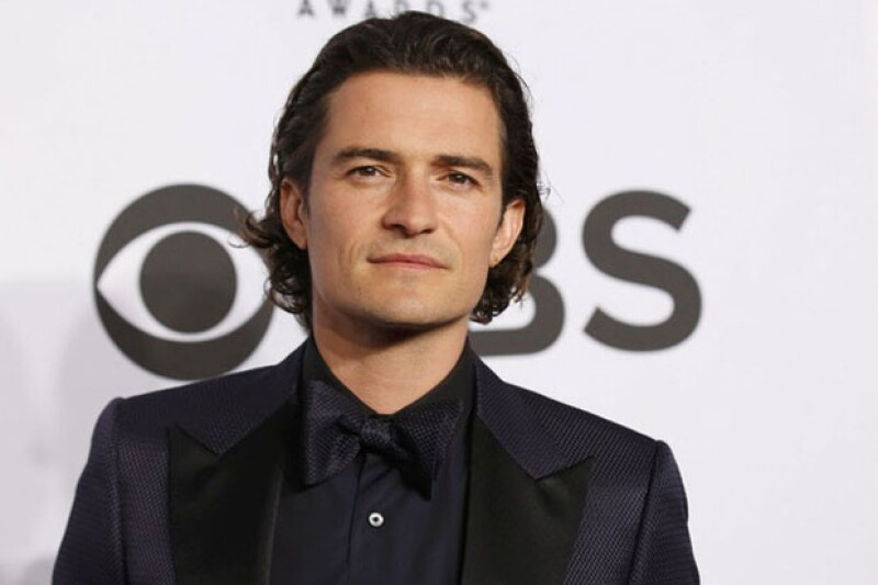 Orlando Bloom casi se queda fuera de Lord of the Rings por su accidente.