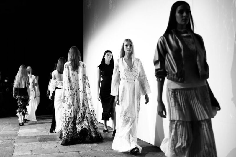 Mercedes Benz Fashion Week Mexico A/W 2017 - Benito Santos
