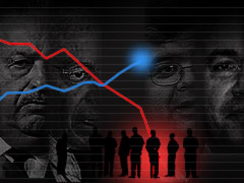 Los datos económicos dan la razon a un escenario de caída en la economía. (Foto: Miguel Ángel Flores)