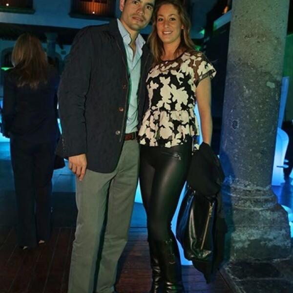 Diego y Andrea Fernández