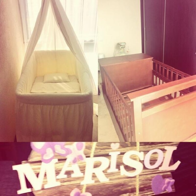 A una semana de haberse convertido en mamá, la conductora expresa lo que la maternidad significa para ella y comparte una tierna foto de la bebé Marisol.