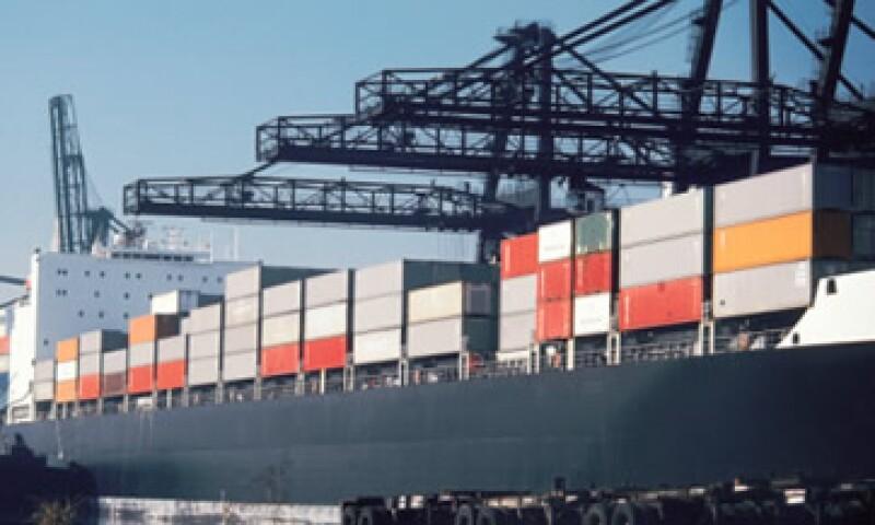 Las exportaciones a los 27 países de la Unión Europea cayeron 1.7% en julio. (Foto: Thinkstock)