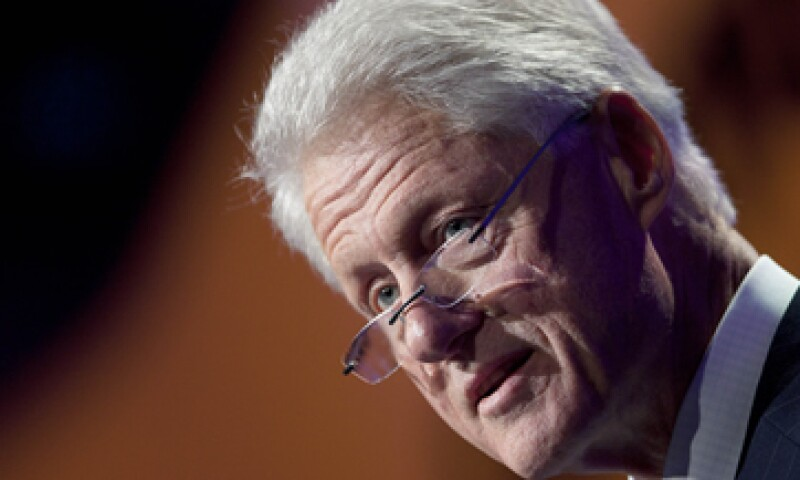 El ex presidente Bill Clinton anunció el fin de la era de los grandes Gobiernos y redujo su tamaño. (Foto: AP)
