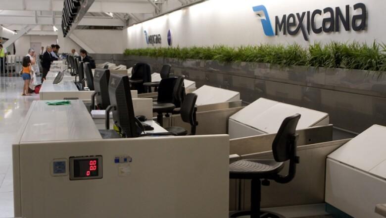 Este viernes Mexicana de Aviación y sus filiales Click y Link fueron declaradas en quiebra