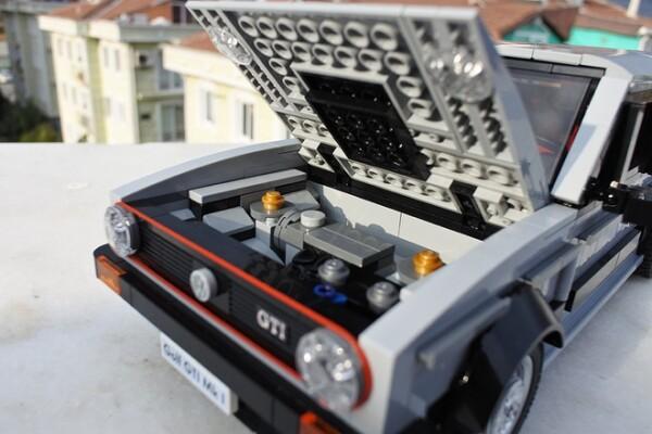 Lego Volkswagen