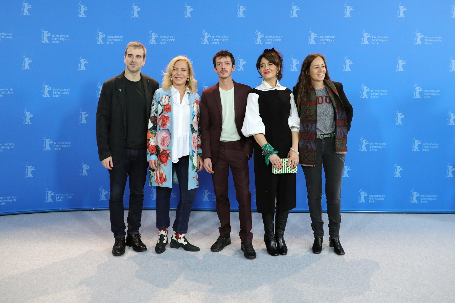 """The Intruder"" Photo Call - 70th Berlinale International Film Festival"