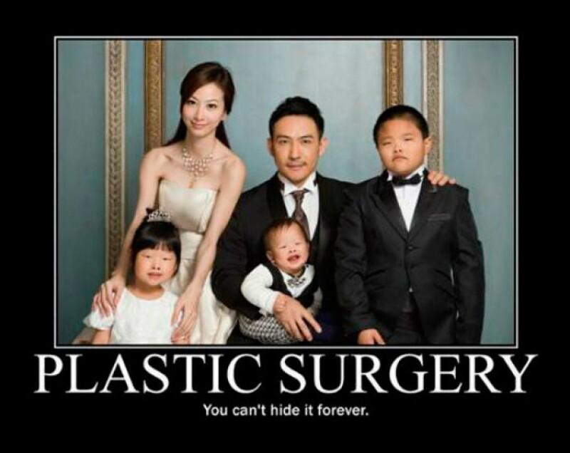 Heidi Yeh fue contratada en 2012 para una sesión de fotos de un anuncio sobre cirugía plástica pero, jamás contó con que esa imagen podría destruirle su profesión.