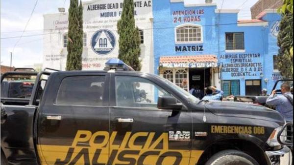 Tras la denuncia de una persona, las autoridades desplegaron un operativo.