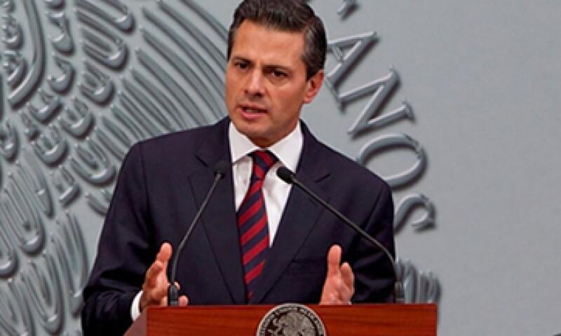 El presidente de México señaló que el objetivo de las reformas es elevar la productividad del país. (Foto: tomada de www.presidencia.gob.mx)