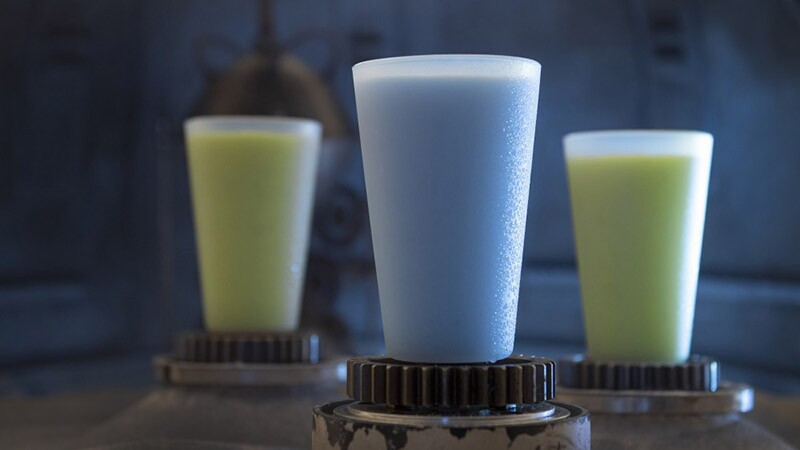 Star Wars: Galaxy's Edge Milk Stand (Foto: Cortesía)
