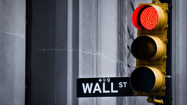 Red Light On Wall Street