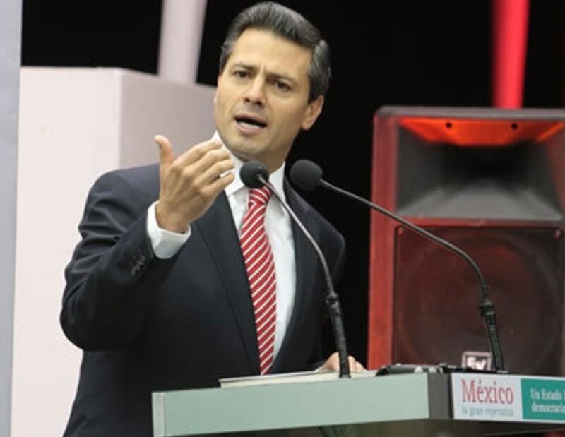 El motivo: el video de un discurso emitido en inglés por el precandidato, el cual ha sido criticado por la deficiente pronunciación del idioma.