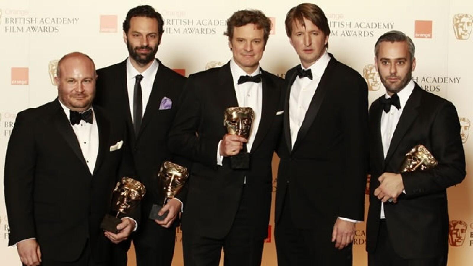 El discurso del rey BAFTA
