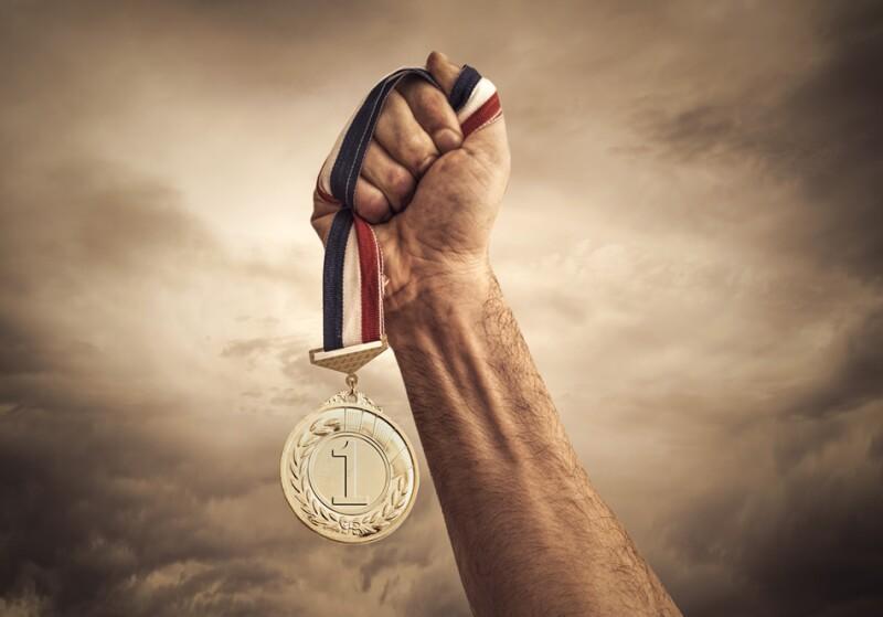 Medalla reconocimiento