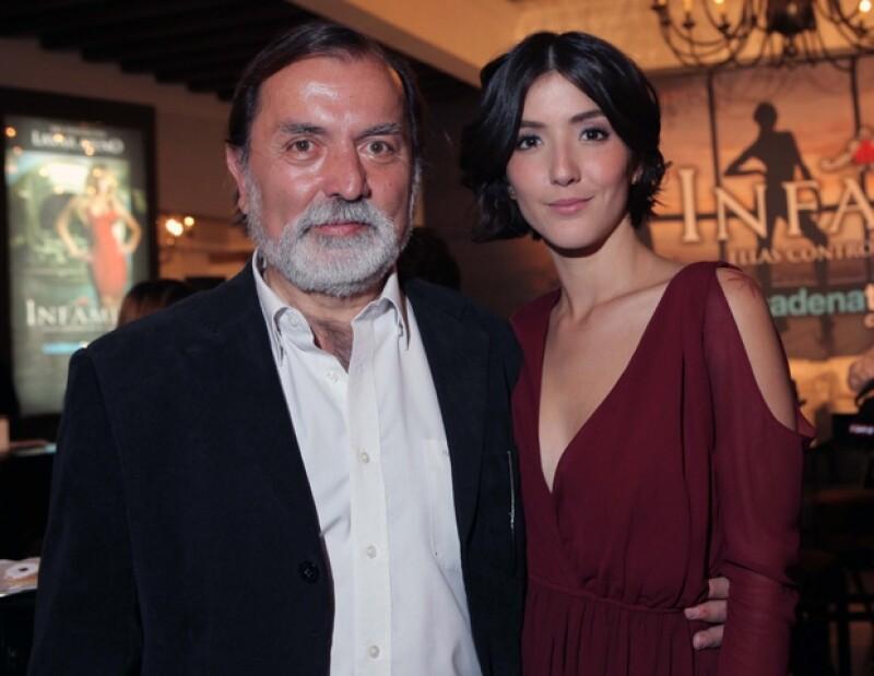 El próximo 13 de febrero llegará a la pantalla de Cadena Tres la nueva serie creada por Argos, en la que se hablará de política, corrupción y otros temas de actualidad en el País.
