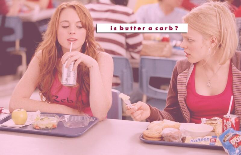 Butter-Carb-Regina-George-Mean-Girls