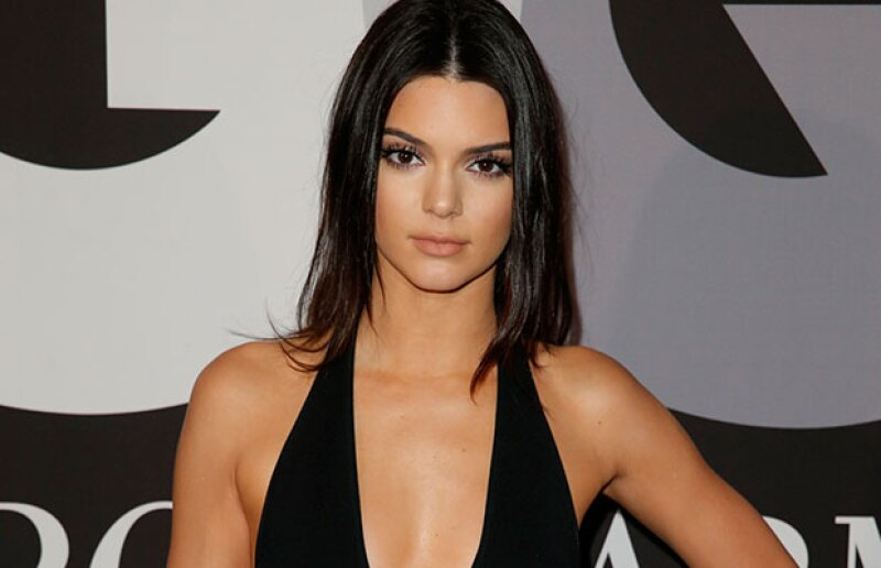 Kendall Nicole Jenner.