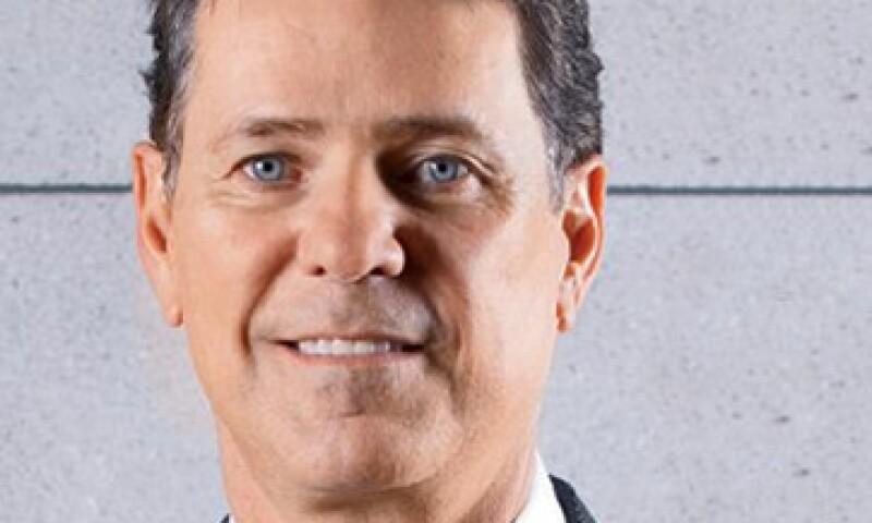 Raúl Gutiérrez, CEO de Deacero y presidente de Canacero. (Foto: Laura Garza)