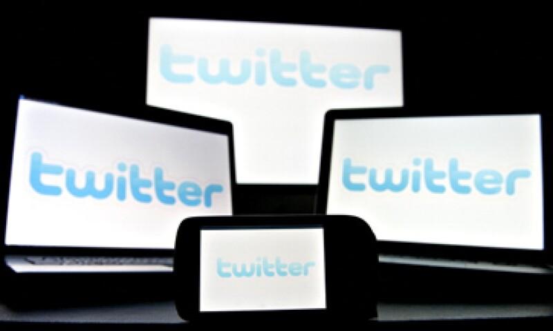 Se prevé que Twitter fije el precio de salida de su acción entre 23 y 25 dólares por papel. (Foto: Getty Images)