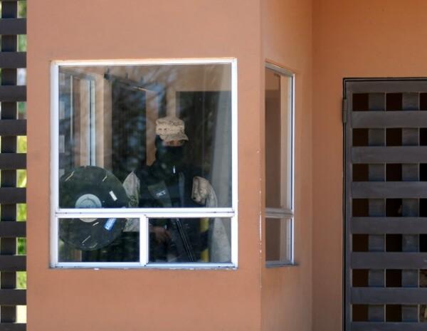 Jorge Hank Rhon fue detenido por elementos del Ejercito la madrugada del 4 de junio de este año.