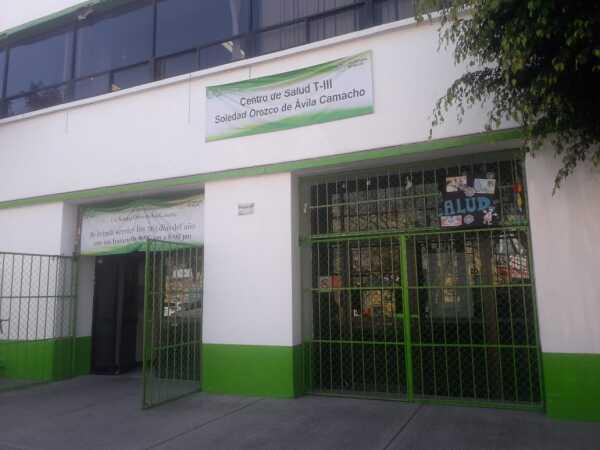 Centro de Salud Soledad Orozco