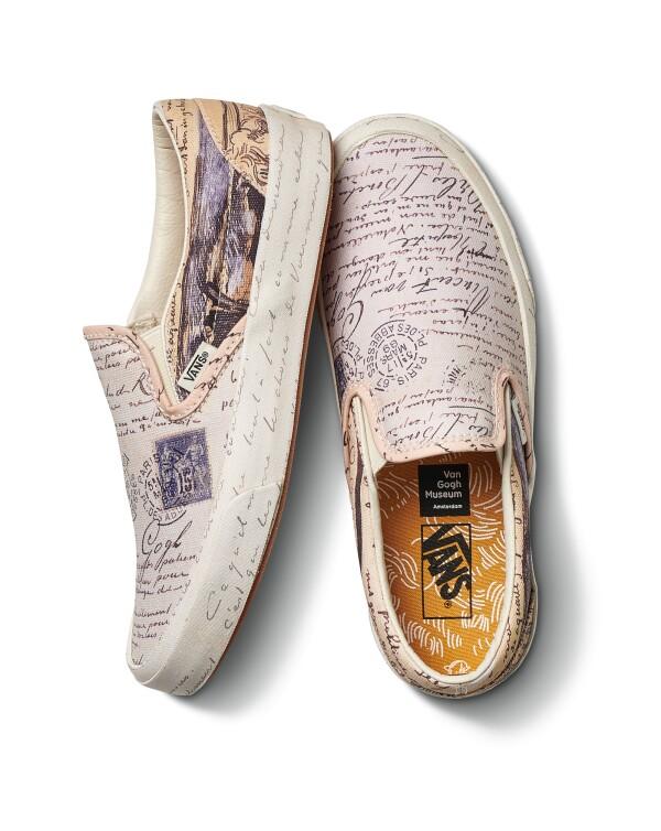 Colección Vans / Van Gogh