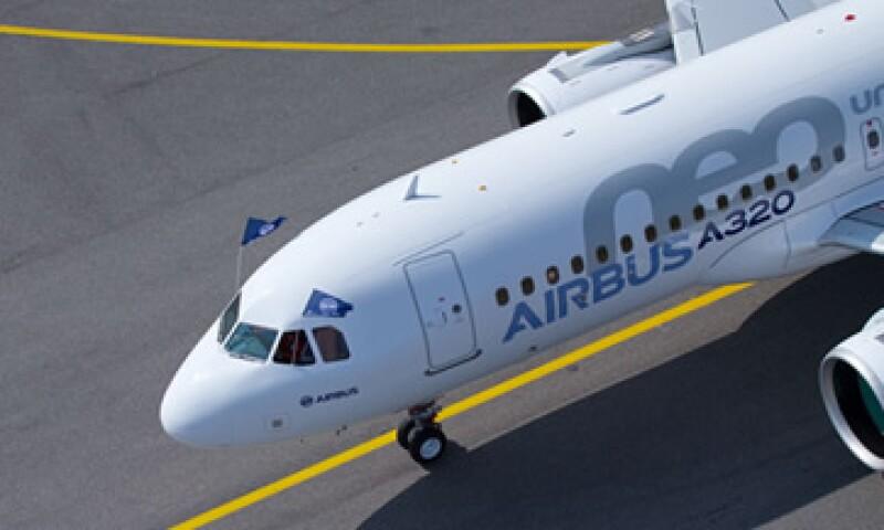 El Airbus A320 registra 54 incidentes en su historial. (Foto: Airbus.com)