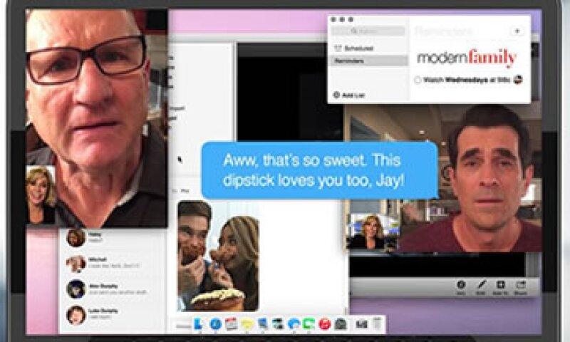 Anteriormente, Modern Family ya había utilizado productos de Apple en la serie. (Foto: tomada de Facebook/ModernFamily )